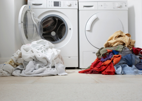 A no frills guide to laundry preparation