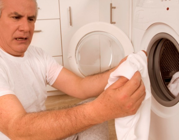 How to remove fabric softener stains?
