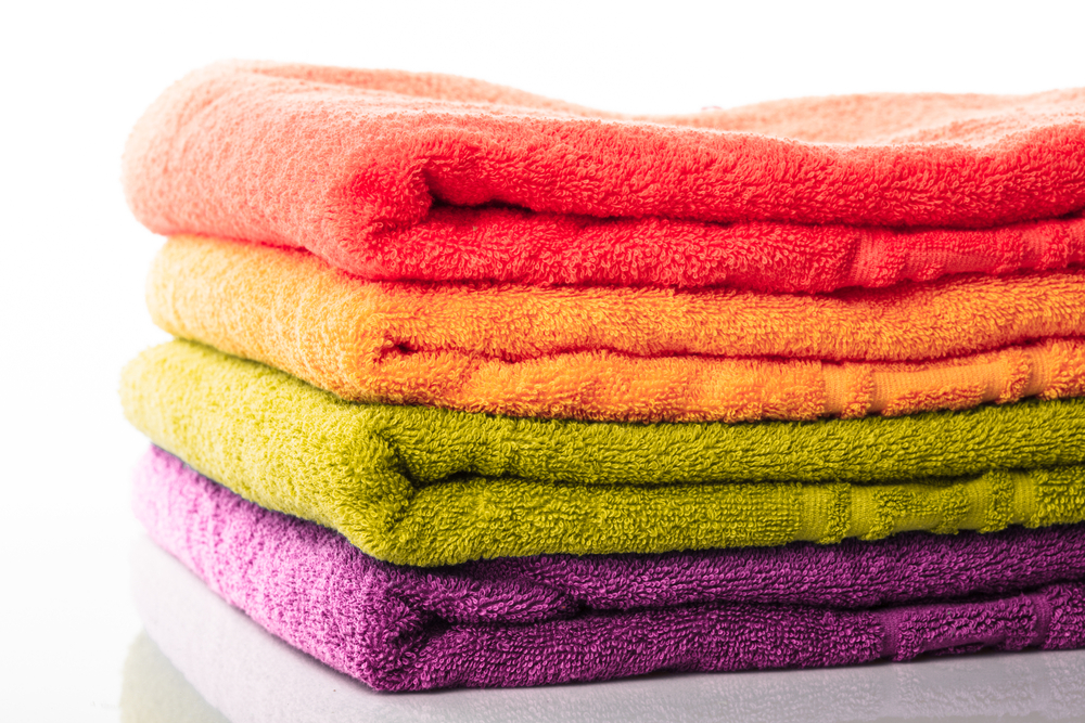 how to take care of towels